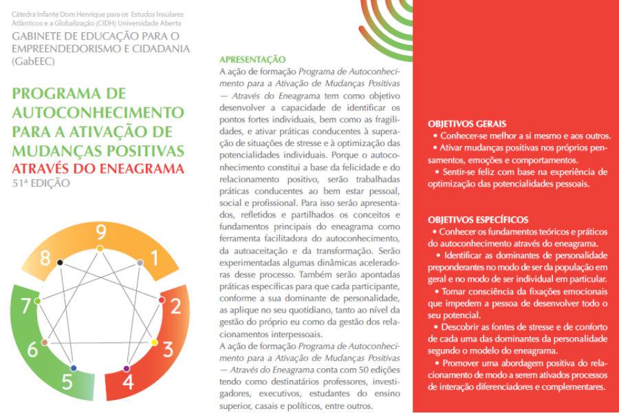 ProgramadeAutoconhecimentoparaAtivaçãode Mudanças Positivas através do Eneagrama