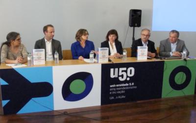 Lançamento da Empreendipédia em Aveiro