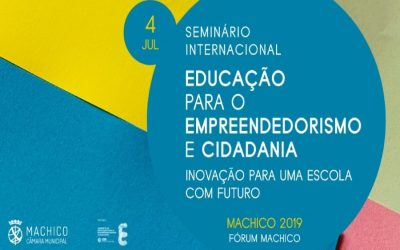 Seminário Internacional de Educação para o Empreendedorismo e Cidadania em Machico