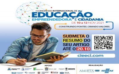 I Congresso Internacional de Educação Empreendedora e Cidadania